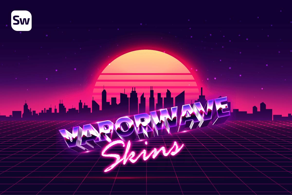 csgo vaporwave skins
