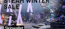 Зимняя распродажа Steam в 2020 году